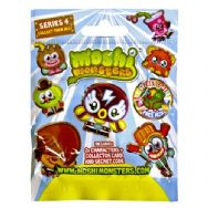 Moshi Monsters Moshlings Blind Foil Pack Series 4